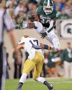 Le'Veon Bell Michigan State Spartans Photo #1 (Choose Size)