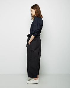 Forme d'Expression Samurai Pants