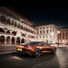 2013 Aston Marton Vanquish