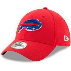 new style d8222 d6348 Buffalo Bills New Era 39THIRTY Flex Team Classic Hat – Red
