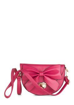 Mod Cloth Pretty in Pomegranate Bag - $42.99 USD