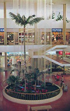 Sherman Oaks Mall Food Court