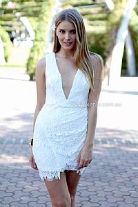 WISH I WAS HERE DRESS , DRESSES, TOPS, BOTTOMS, JACKETS & JUMPERS, ACCESSORIES, 50% OFF , PRE ORDER, NEW ARRIVALS, PLAYSUIT, COLOUR, GIFT VOUCHER,,White,Print,LACE,BODYCON,SLEEVELESS,MINI Australia, Queensland, Brisbane