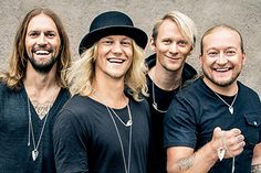 Kalevala Jewelry and the Dudesons