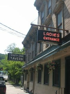 """""""One of the most intimidating old-school bars I've ever encountered rests on a desolate, curving stretch of Burden Avenue in South Troy, New York ..."""""""