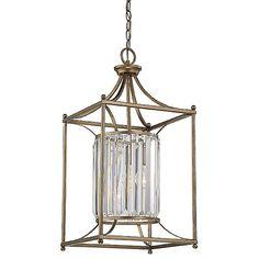 Savoy House Fenton Pendant Light - - Size: Large in Nickel White Pendant Light, Bethany Lowe, Trends, Light Bulb, Ikea, Chandelier, Ceiling Lights, Lighting, Light Design