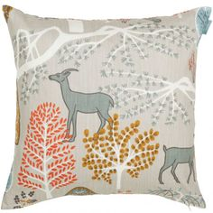 Trouva: Spira Mustard Sagoskog Cushion