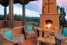 Home Interiors: Seeking Santa Fe