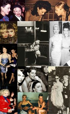 Madonna and Debi Mazar throughout the years. Best Female Artists, Debi Mazar, Many Faces, Material Girls, Madonna, Business Women, Besties, The Incredibles, Singer