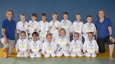 Alle Prüfungen erfolgreich abgelegt  Kurz vor Schulschluss war großer Prüfungstag für die jüngsten Judoka beim Judoklub Krems. Judo, School