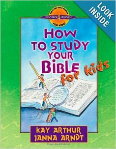 Inductive Bible Study for Kids