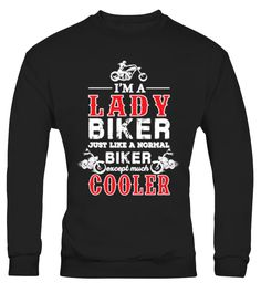Lady biker - Just like a norma 371   => Check out this shirt by clicking the image, have fun :) Please tag, repin & share with your friends who would love it. #Motorsport #Motorsportshirt #Motorsportquotes #hoodie #ideas #image #photo #shirt #tshirt #sweatshirt #tee #gift #perfectgift #birthday #Christmas