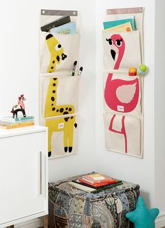 3 sprouts wall organizer available at FormAdore.com