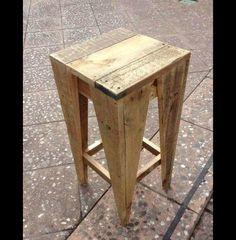 Hocker - Hocker - Stühl - Design - Recycling - ein Designerstück von Wunschmacher bei DaWanda