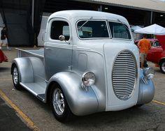 Hot Rod pick up truck by scott597, via Flickr