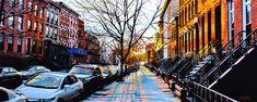 """NEW YORK By Socrates Rizquez 2019 - Enamels on aluminium painting. 120 x 48 cm. Thanks to my eyes in NYC Chris Goldberg. Original Paintings, Original Art, Realism Art, Photorealism, Enamel Paint, Urban Landscape, Impressionism, Buy Art, Saatchi Art"