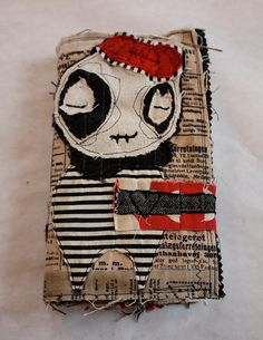my journal by BabyLuxDesigns, via Flickr  - Wrennie would so love this