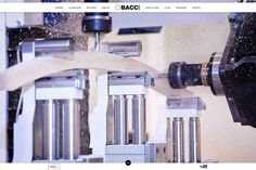 New design for Paolino Bacci's group by Greenbubble
