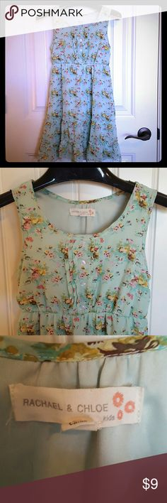 Rachael & Chloe Girls Dress Size 10 Easy to wash polyester Beautiful dress 30 percent off bundles!!! See my store for women, kids and mens!!! Rachael & Chloe Dresses Casual
