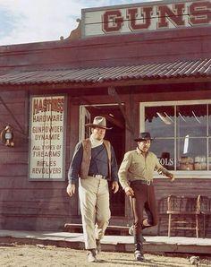 Sons Of Katie Elder, John Wayne and Dean Martin