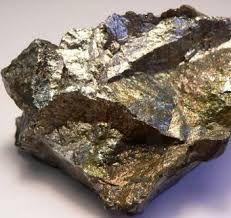 Domeykite.Colour:Tin white - steel grey.Type Locality:Los Algodones Mine, Los Algodones district, El Arrayan, La Serena, Elqui Province, Coquimbo Region, Chile.