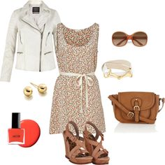 Just another summer outfit, created by sznachko on Polyvore