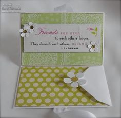 Card and Gift card holder