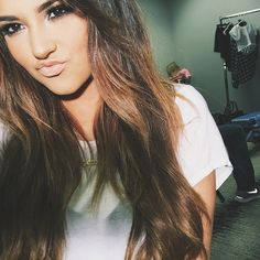 Hey Becky Parker ! People can me Becky G I'm rapper and I'm 17 years old! I have one older brother and little sister! I'm crushing on someone I haven't even met yet, and probably won't even like me