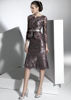Franc Sarabia nos presenta una colección muy elegante de Vestidos para Madrinas.