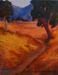 Deodanda Pretorius ~ The Science of Art: Landscapes