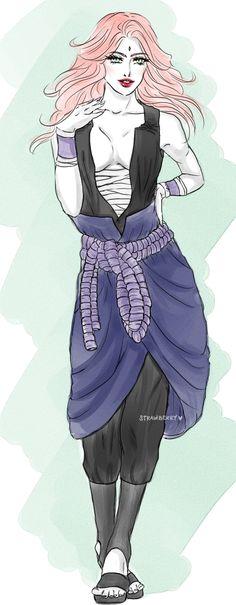 My Boyfriend's Clothes -Sakura by Yui-Sakaino.deviantart.com on @deviantART