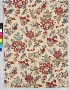 Fragment Date: 18th century Culture: French Medium: Linen Dimensions: L. 24 3/4 x W. 18 inches Accession Number: X.397.1