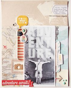 Blog: Sunday Sketch | Lory - Scrapbooking Kits, Paper & Supplies, Ideas & More at StudioCalico.com!