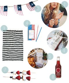 A 4th of July Picnic! | Oh Happy Day!