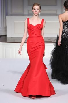 Oscar De La Renta red-carpet-fashions