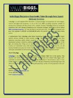 Entrepreneurs Can Trust Acquisition and Mergers Brokers, ValleyBiggs to Sell Their Ecommerce Site Sell My Business, Ecommerce, Trust, Things To Sell, E Commerce