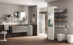 Arredo Bagno Blu Scavolini : Fantastiche immagini su idro scavolini bathrooms scavolini