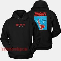 Miguel Wildheart HOODIE – Unisex Adult Clothing Wild Hearts, Unisex, Hoodies, Clothing, Sweaters, Fashion, Outfits, Moda, Sweater
