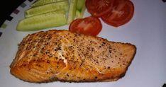 Salmon Recipes, Fish Recipes, Cake Recipes, Ciabatta, Cooking Recipes, Healthy Recipes, Healthy Food, Main Dishes, Seafood