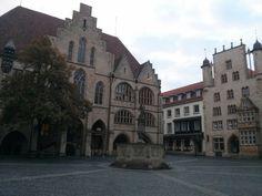 Hildesheim, mal wieder!