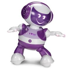 Disco Robo is a toy robot from Tosy for kids that dances to the beat of your music. All Toys, Toys R Us, 50 Euro, Kids Electronics, Kids Store, Learning Games, Minions, Action Figures, App