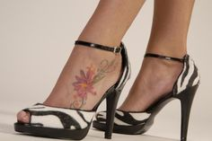 these would look good on my feet! And would show my tattoos off wonderfully!