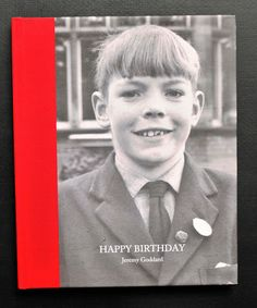A CUP OF JO: Birthday book