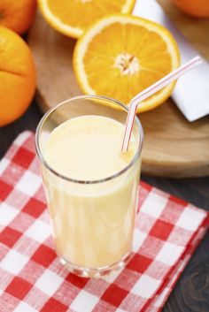 Orange Creamsicle | • 8 Tbsp Almased • 4 oz 100% orange juice • 6 oz water • 1/2 tsp vanilla extract | 236 calories, 28 g protein, 28 g carbs, 1 g fat