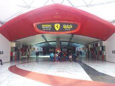 Ferrari World - Abu Dhabi