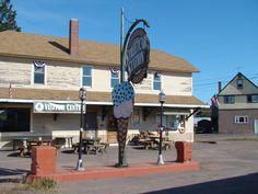 Great little Ice Cream Shop in Ahmeek, MI in the Keweenaw Peninsula