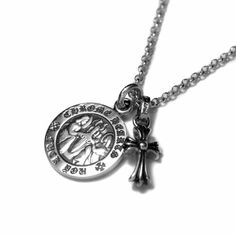 52 best chrome hearts images on pinterest chrome hearts jewelry chrome hearts pendant aloadofball Gallery