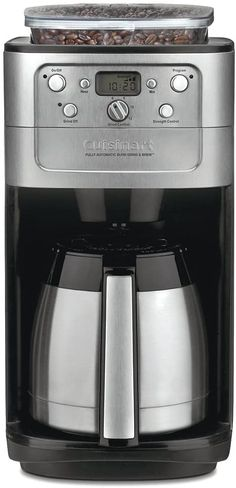 online shopping for Cuisinart Grind-and-Brew Automatic Coffeemakers from top store. See new offer for Cuisinart Grind-and-Brew Automatic Coffeemakers Coffee Maker With Grinder, Drip Coffee Maker, Coffee Cups, Coffee Maker Reviews, Best Coffee Maker, Coffee Machine, Espresso Machine, Thermal Coffee Maker, Charcoal Water Filter