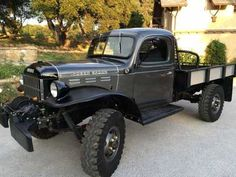 1947 dodge truck restoration - Google Search