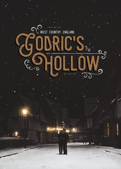 Godric's Hollow by asheathes